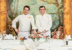 MÖRWALD ÜBERNIMMT GRAND HOTEL-RESTAURANT Ab Anfang Mai steht das Le Ciel im Wiener Grand Hotel unter der Patronanz von Toni Mörwald.