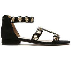Des sandales plates Tila March Espadrilles, Cosmopolitan, Belt, Sandals, Accessories, Shoes, Fashion, Gladiator Sandals, Flat Sandals