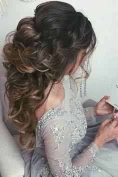 Top 20 Ulyana Aster Long Wedding Hairstyles | Roses & Rings - Part 2 #hairstyles #wedding #weddingideas