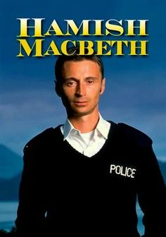 "Hamish MacBeth...1995/1996 show...worth watching.  I re-pinned this and thank you for pinning it - it is so much fun ""The man before the man before Hamish Macbeth"" I want his dog."