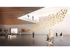 Guggenheim Helsinki | Kimmel Eshkolot Architects Maritime Museum, Helsinki, Architects, Competition, Building, Places, Design, Home Decor, Enemies