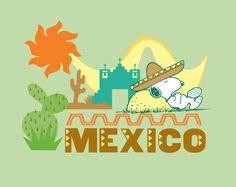 Snoopy en Mexico (Snoopy ama a Mexico)