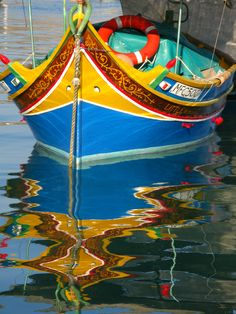 maltese fishing boats - Google Search
