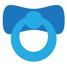 Free Pacifier SVG