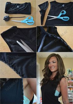 15 Unique & Fancy DIY Fashion Projects - Top Inspirations