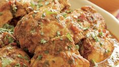 North Indian Chicken Curry - Recipe - FineCooking