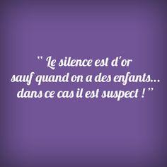 #Silence #Enfants #Wondercity #citation #enfant #kid #quote