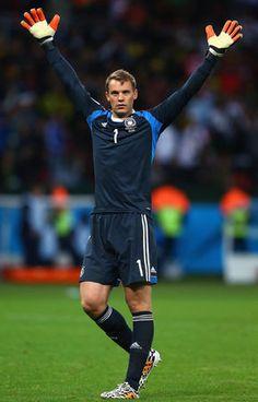Manuel Neur - keeper for Bayern