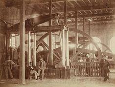 966b77b85 التحقيق المصور عن مصانع السكر في مصر سنة 1870 قام به المصور المجري أوتو  شويفت. المصانع بالترتيب : المنيا, بني مزار, الروضة (القاهرة), المنيا،،
