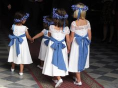 Los pajes de la #boda: recomendaciones para vestirlos bien