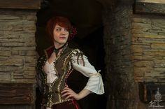 Lyumos Cosplay Shani The Witcher 3 Wild Hunt Hearts of Stone Wiedźmin 3 Dziki Gon Serca z Kamienia Witcher 3 Wild Hunt, The Witcher 3, Medieval, Best Cosplay, Awesome Cosplay, Dead Man, Cosplay Costumes, Personal Style, Lady
