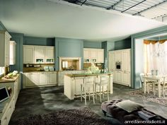 Cabin kitchen decor kitchen remodel planner,modular kitchen images with price modular kitchen online kitchen cabinet kitchen island with seating for Rustic Italian, Italian Home, Classic Kitchen, Rustic Kitchen, Country Kitchen, Fruit Kitchen Decor, Kitchen Ideas, Cabin Kitchens, Kitchen Island With Seating
