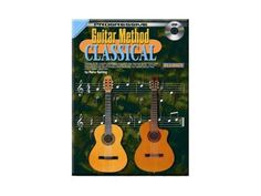 Guitar Method Classical Tuition Book and CD. Teaches all the essential techniques required to play Classical Guitar. Learn some great Classical pieces and basic elements of music theory, Includes Tab. Classical Guitar, Music Theory, Guitar Lessons, Teaching, Books, Livros, Libros, Livres, Learning