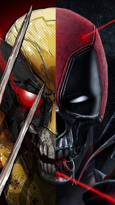 Pick your favorite mix! Cap x Iron Man by x Wolverine x Deadpool by x Pennywise x Joker by x Reverse Flash x Flash by x Cable x Thanos by x . Deadpool Wolverine, Marvel Venom, Marvel Heroes, Marvel Avengers, Deadpool Wallpaper, Marvel Wallpaper, Mundo Marvel, Iron Man Wallpaper, Geniale Tattoos