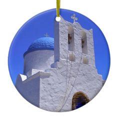 The Seven Martyrs – Sifnos Christmas Ornament