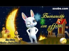 Buonanotte - YouTube Good Night, Good Morning, Video Clip, Pikachu, Youtube, Link, Watches, Costumes, Pictures