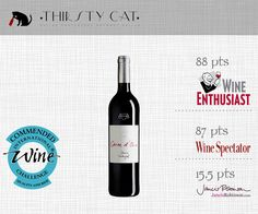Great Awarded Red Wines under 5€ ! COROA D' OURO RED 2011 - https://thirstycat.shopk.it/product/coroa-d-ouro-red-2011