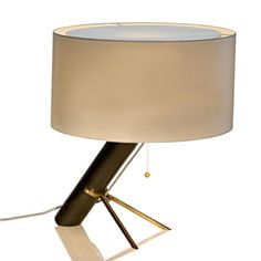 Creative fashion personality modern Table Lamps trumpet lamp American design double lamp cover lamp living room study l LU811250 #Affiliate