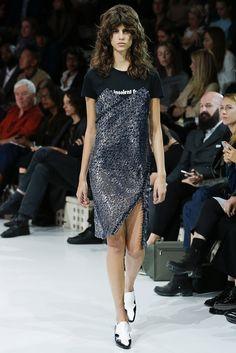 ec78aa78b296 Courreges SS16 Paris Fashion Week