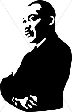 58 best stencils images on pinterest in 2018 draw groomsmen and rh pinterest com Martin Luther King Holiday Clip Art Martin Luther King Coloring Pages