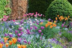 Monet's garden. Giverny.