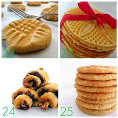 30 Favorite Christmas Cookies & Recipes | Brown Eyed Baker