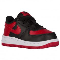 online store dfdc8 452c1 toddler nike air force 1,Nike Air Force 1 Low - Boys Toddler - Basketball  - Shoes - BlackWhiteGym Red-sku96730016