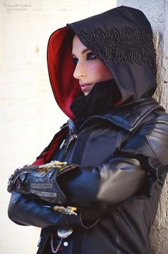 Evie Frye Cosplay by GiorgiaSanny
