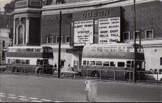 Odeon years