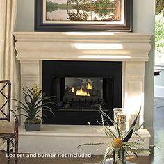 Indoor Fireplace Ideas images of ventless fireplace   monessen chesapeake cfx32 ventless