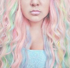Image via We Heart It #and #beautiful #beauty #blue #color #colored #colorful #colour #cool #cute #fashion #girl #green #grunge #hair #hipster #indie #lips #long #of #orange #pastel #perfect #perfection #pink #pretty #purple #rainbow #style #the #violet #woman #yellow
