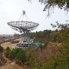 Dwingeloo - telescoop