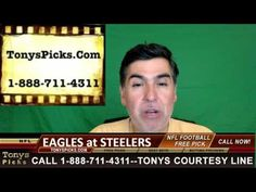 Philadelphia Eagles vs. Pittsburgh Steelers Pick Prediction NFL Pro Foot...