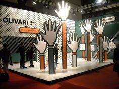 innovative trade show decor - Google Search