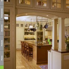 1000+ images about Open kitchen on Pinterest | Indian Kitchen ...