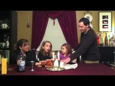 Shabbat Dinner - InterfaithFamily.com (video)