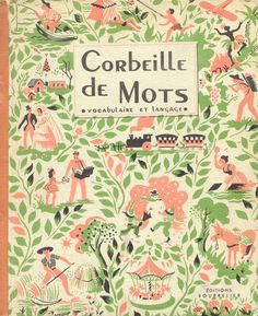 Vintage French educational book cover, via Agence Eureka.