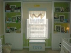 $250 diy built in bookshelves by Thrifty Decor Chick