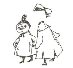 Det osynliga barnet - The Invisible Child Illustrations by Tove Jansson Sweden: Gebers, 1962 Moomin Tattoo, Invisible Children, Tove Jansson, Moomin Valley, Barnet, Cartoon Shows, Little My, Muted Colors, Art For Kids