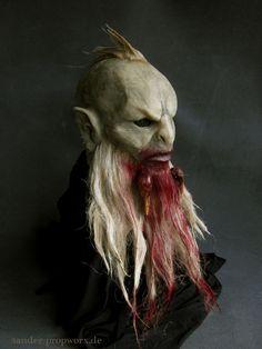 Orc berserker mask by BloodworxSander