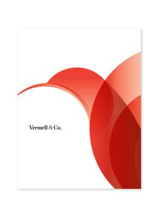 Vermell & Co. by Face. , via Behance