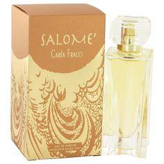 Salome by Carla Fracci Eau De Parfum Spray 1.7 oz - Natural Peach naturalpeach.com