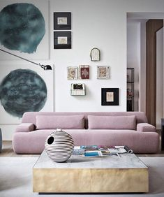 Can't wait to see Meridiani at - perfect for sophisticated yet relaxed elegance. Living Room Decor, Living Spaces, Colourful Living Room, Sofa Styling, Light And Space, Best Sofa, Family Room, Interior Design, Furniture