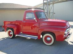 1953 Ford F100 Nut and Bolt Restoration For Sale