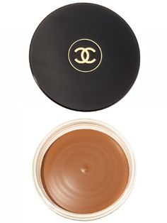 This Chanel Soleil Tan de Chanel Bronzing Makeup Base blends into skin and diffuses easily for a sheer hint of color that never looks cakey or heavy-handed....