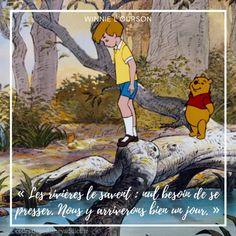 Citation Disney Winnie l'Ourson « Les rivières le savent : nul besoin de se presser. Nous y arriverons bien un jour. » Cette citation nous rappelle qu'il ne sert à rien de se presser car de toute manière on arrive tout de même à notre but. Pour en voir d'autres rendez-vous sur mon blog #quote #quotes #quotesdisney #disneyquotes #disneyquote #citation #citations #citationsdisney #citationdisney #disneycitation #disneycitations #winnielourson #winniethepooh #winnie #disney Citations Disney, Collection Disney, Films, Comic Books, Comics, Blog, Image, Winnie The Pooh Ears, Texts