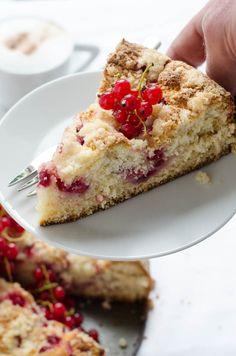 rybízová bublanina Czech Recipes, Cheesecake, Brunch, Pie, Desserts, Torte, Tailgate Desserts, Cake, Deserts