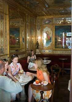 Café Florian - Venice.