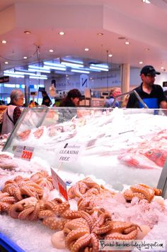 Sydney Fish Markets via: Behind The Lens Lukey