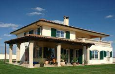 Haus bauen- auffallende Ideen für Außen-und Innenarchitektur…